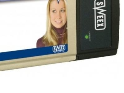 lan card sweex lw056 wireless pcmcia