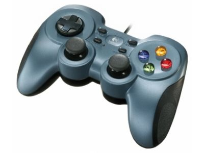 ms gamepad logitech f510