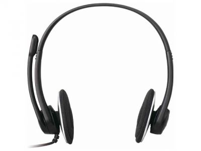 headphone logitech usb-headset-h340