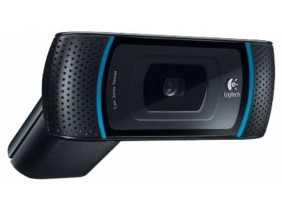 webcam logitech quickcam b910 960-000684