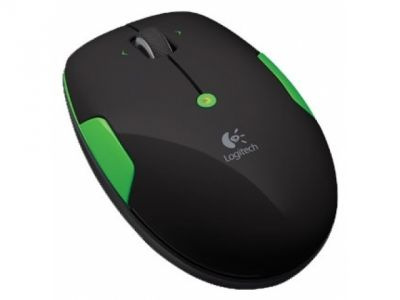 ms logitech m345 lime 910-002593