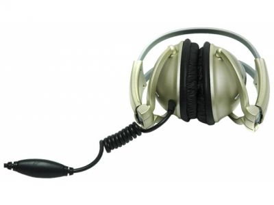 headphone dialog m-770hv+microphone used