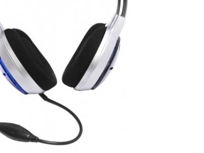 headphone dialog m-850hv+microphone used
