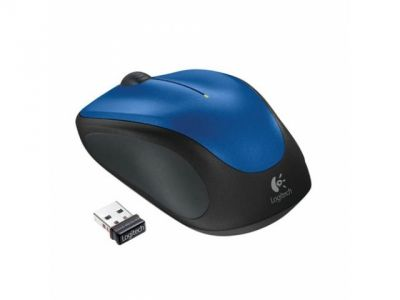 ms logitech m235 steel-blue 910-003037
