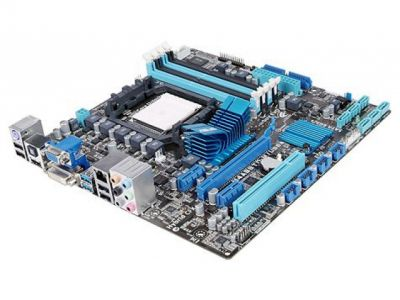 discount mb asus m4a88td-m/usb3 used