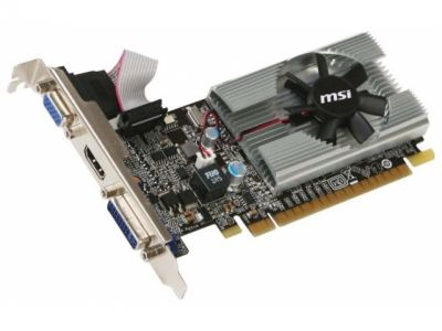 vga msi pci-e n210-md1gd3h-lp 1024ddr3 64bit box