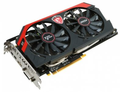 vga msi pci-e r9-280x-gaming-3g 3072ddr5 384bit box