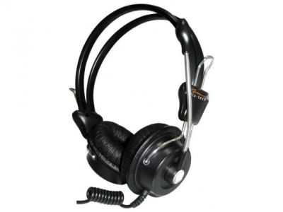 headphone media-tech mt3515 delphini+microphone