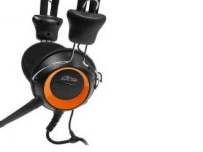 headphone media-tech mt3531 stereo+microphone