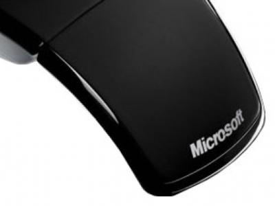 ms microsoft arc mouse usb black zja-00065