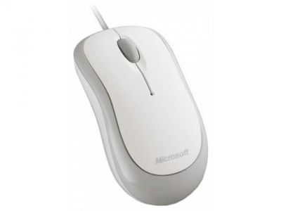 ms microsoft ready mouse usb white 3eg-00009