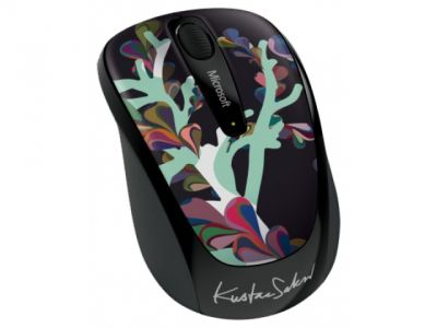 ms microsoft wireless mouse 3500 artist saksi 4 gmf-00328