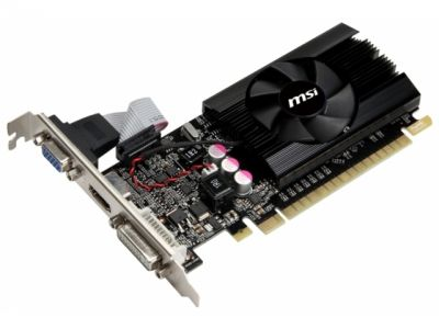 vga msi pci-e n610gt-md1gd3-lp 1024ddr3 64bit box