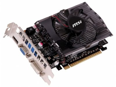 vga msi pci-e n630gt-md2gd3 2048ddr3 128bit box