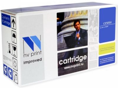 ink cart nvprint ce505x