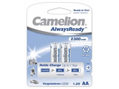 other battery ni-mh camelion always ready 2300 aa