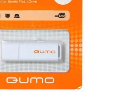 usbdisk qumo optiva-01 64g white