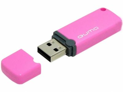 usbdisk qumo optiva-02 16g pink