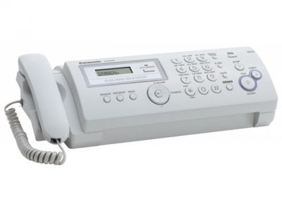 phone fax panasonic kx-fp207ru