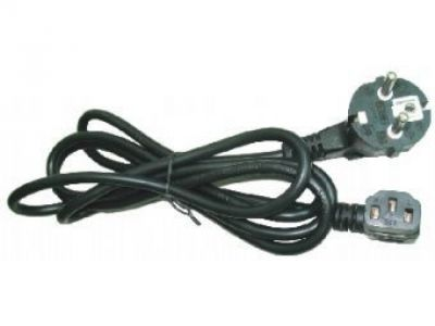 cable power gembird pc-186a-vde power