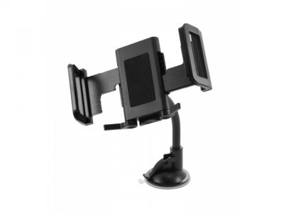 auto holder pc-pet navigator 80-150ММ flexible