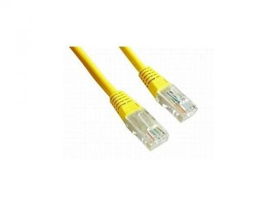 cable patchcord 5m yellow