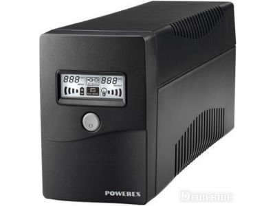 ups powerex vi 650 lcd