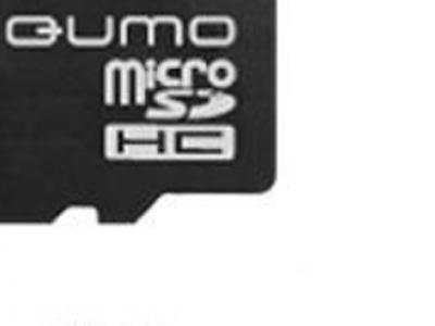 flash microsdhc 8g class10 qumo qm8gcr-msd10-fd-pnk+usb