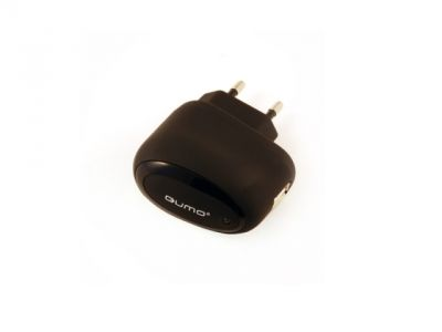other charger qumo 220v-usb 5v-1a black