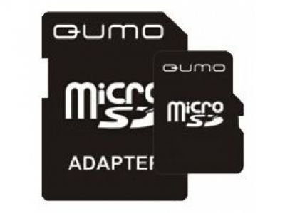 flash microsdhc 16g class6 qumo