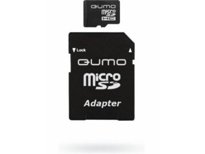 flash microsdhc 8g class6 qumo