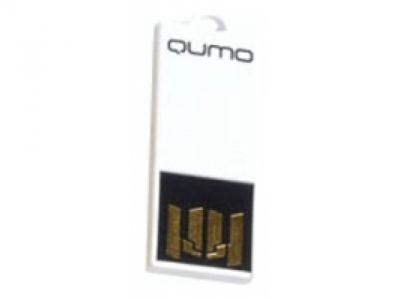 usbdisk qumo sticker 64g white