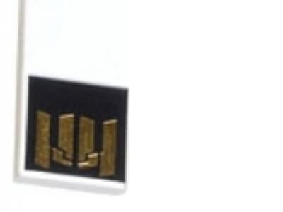 usbdisk qumo sticker 8g white