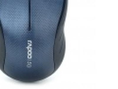 ms rapoo 3000p blue