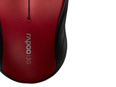ms rapoo 3000p red