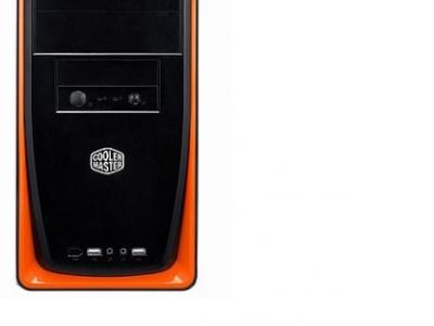 case coolermaster rc-310-okpl-gp elite 310 500w black-orange