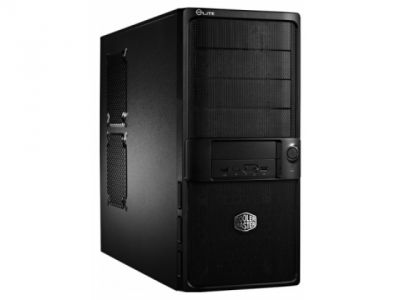 case coolermaster rc-335u-kkp500 elite 335u 500w black