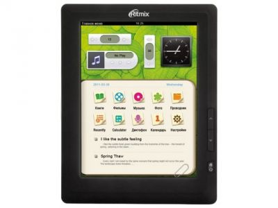 ebook ritmix rbk-470 8gb black