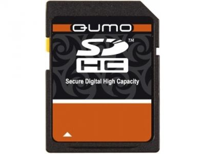 flash sdhc 32g class10 qumo