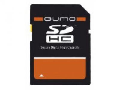 flash sdhc 4g class4 qumo