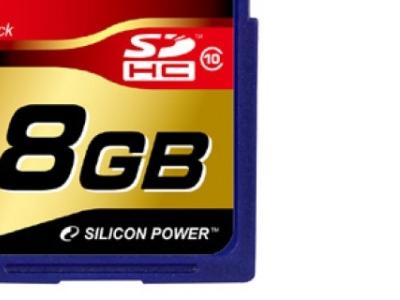 flash sdhc 8g class10 silicon power sp008gbsdh010v10