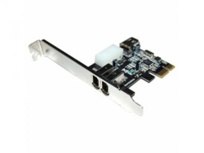 adapter stlab f360 pci-e ieee1394 3port