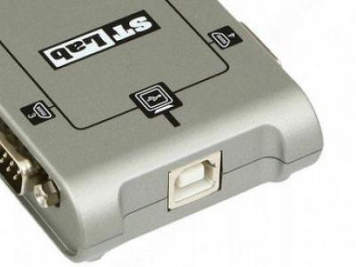 adapter stlab u400 usb rs232 4port