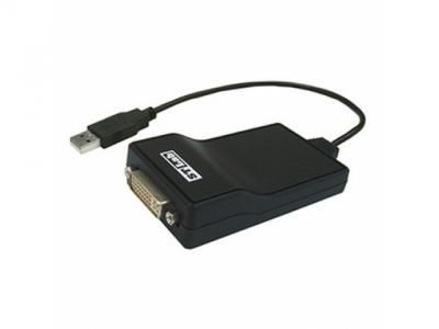 adapter stlab u480 usb dvi