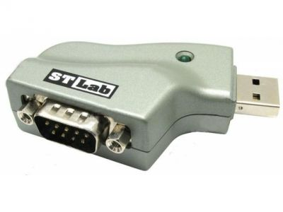 adapter stlab u350 usb rs232