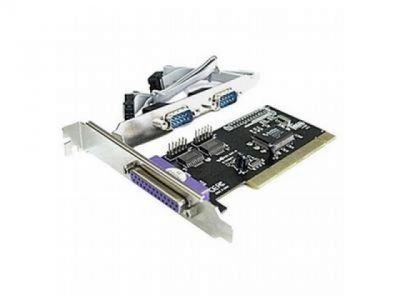 adapter stlab i420 pci rs232 2port+lpt 1port