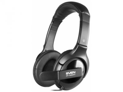 headphone sven ap-690mv+microphone
