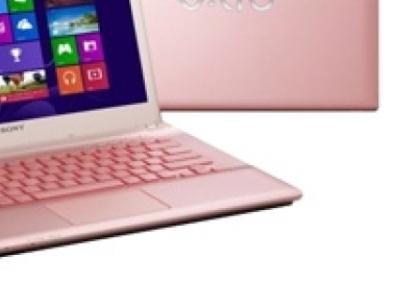 nb sony sve14a2v1rp i5-3210m 4g 500 pink