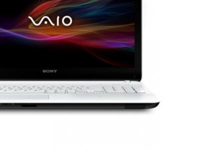 nb sony svf1532p1rw i5-4200u 6g 750 white