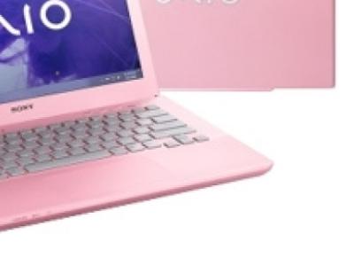 nb sony svs1311e3rp i3-2350m 4g 500 pink